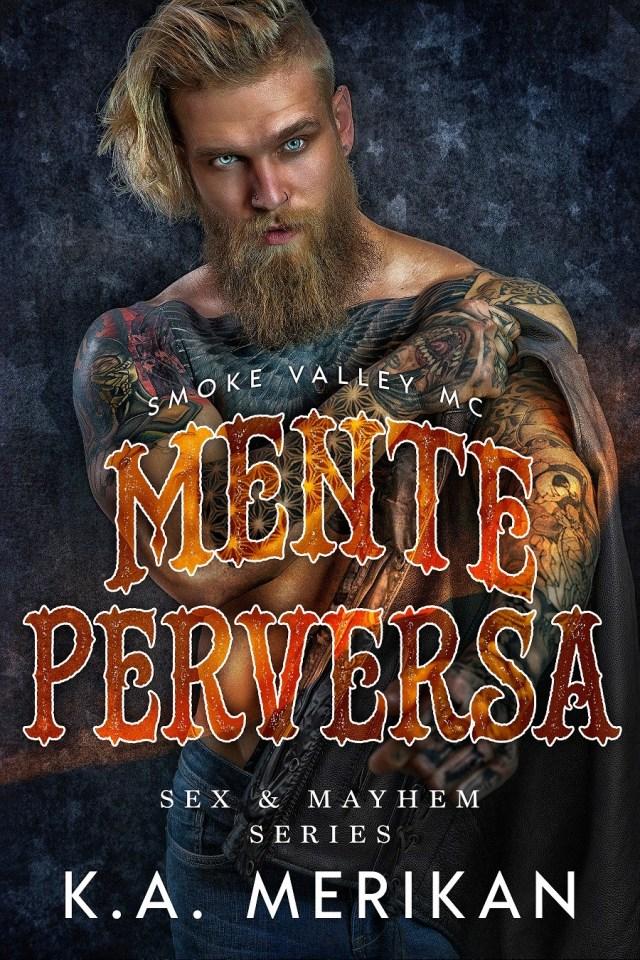 Mente perversa Book Cover