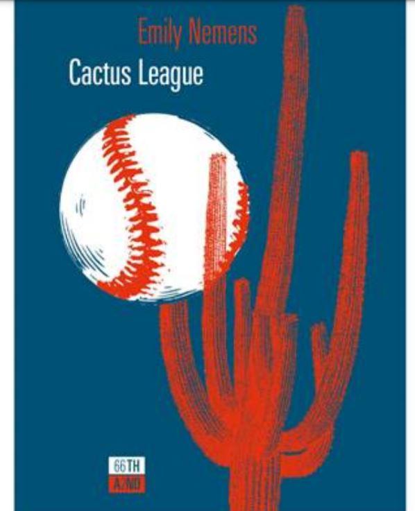 Cactus League Book Cover
