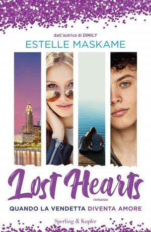 Lost Hearts Book Cover