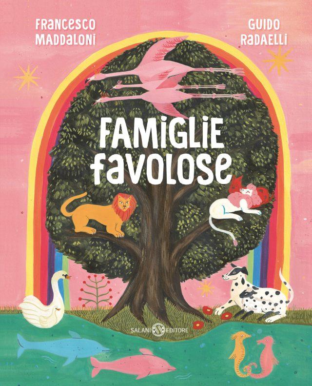 Famiglie favolose Book Cover