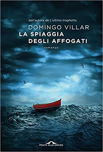La spiaggia degli affogati Book Cover