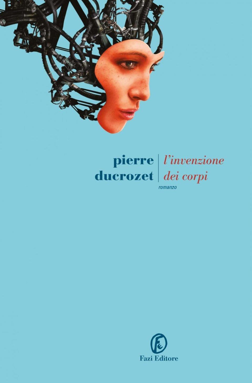 L'invenzione dei corpi Book Cover