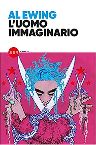 L'uomo immaginario Book Cover