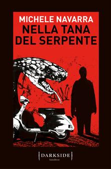 Nella tana del serpente Book Cover