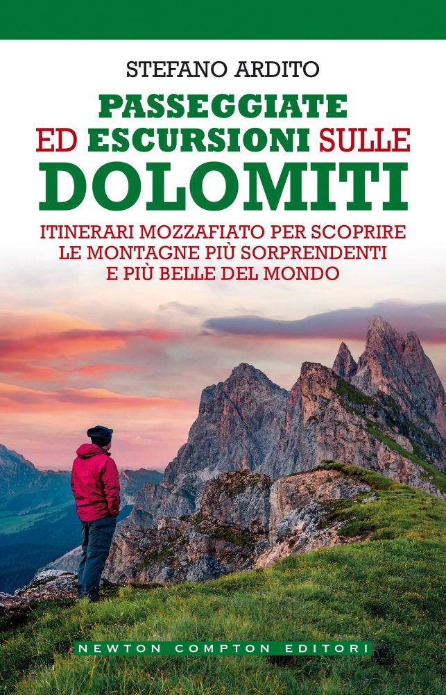 Passeggiate ed escursioni sulle Dolomiti Book Cover