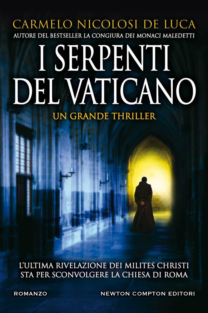 I serpenti del Vaticano Book Cover