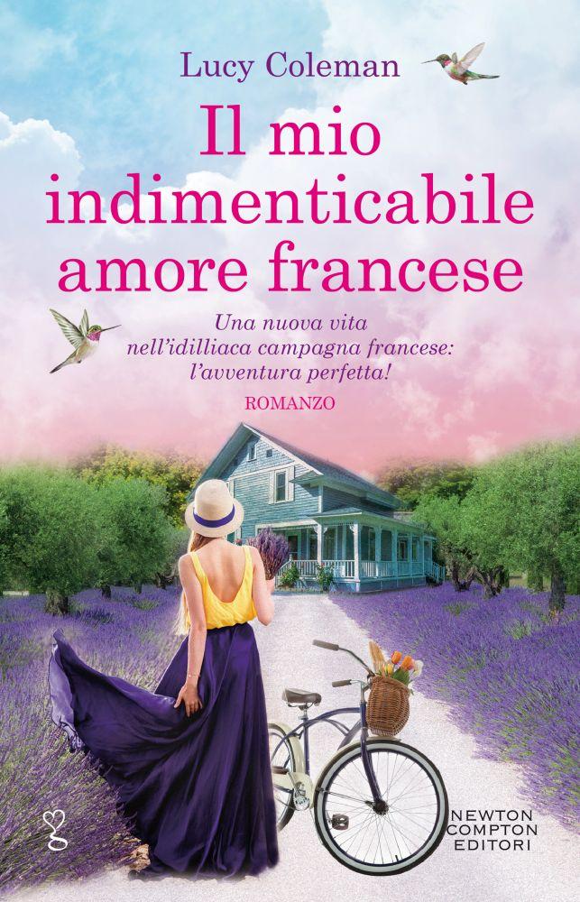 Il mio indimenticabile amore francese Book Cover