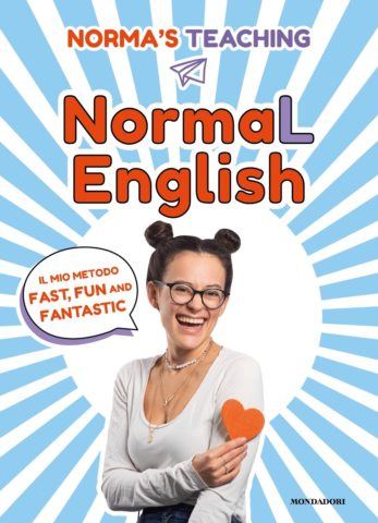 Normal English Book Cover