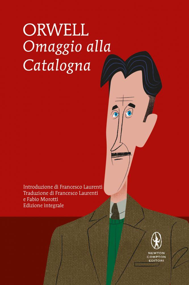 Omaggio alla Catalogna Book Cover