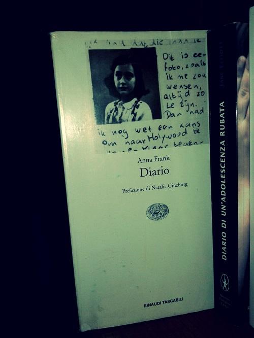 diario di anna frank