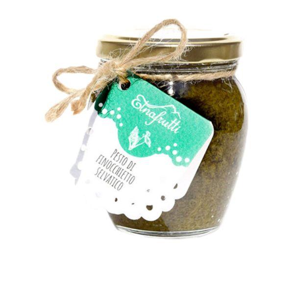 Pesto di Finocchietto Selvatico - Etnafrutti
