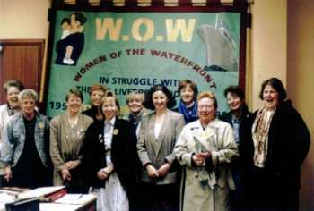 WOMEN OF THE WATERFRONT