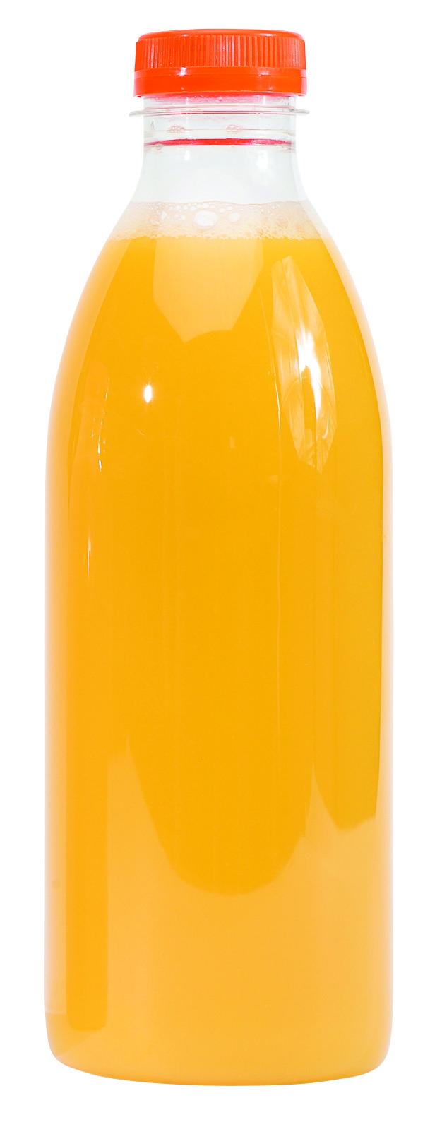 Lot De Bouteilles En Plastique Jetables Transparentes Flo
