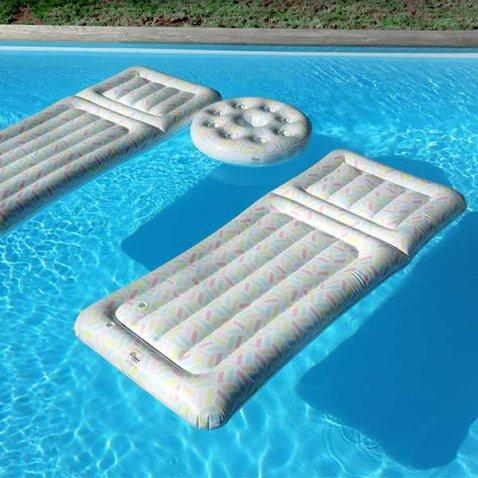 matelas piscine la boutique desjoyaux