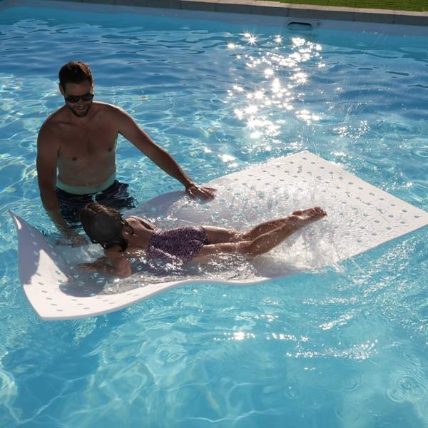 tapis de piscine floaty family