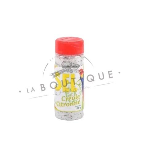 sel créole citronné