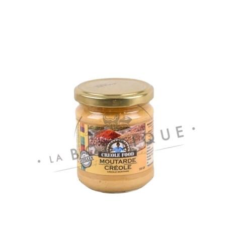 moutarde créole