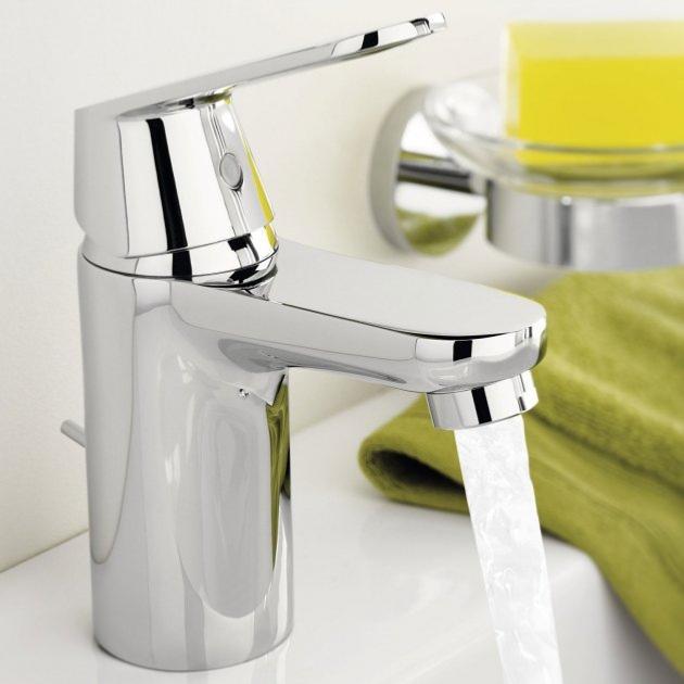 grohe 32824000 eurosmart cosmopolitan mitigeur lavabo taille s