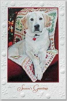 Labrador Retriever Christmas Cards Ornaments Amp Decor