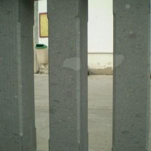 Balaustre Arucas recto ochavado 70x12x12/und