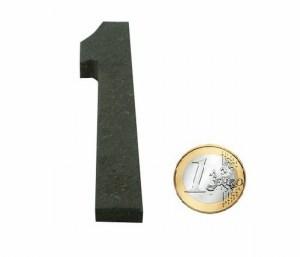 Número 1 suelto