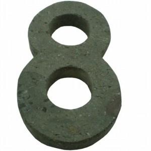 Número 8 suelto