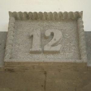 Números en Piedra