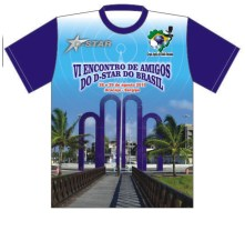 Camisa Evento DSTAR