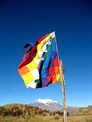 whipala bolivia