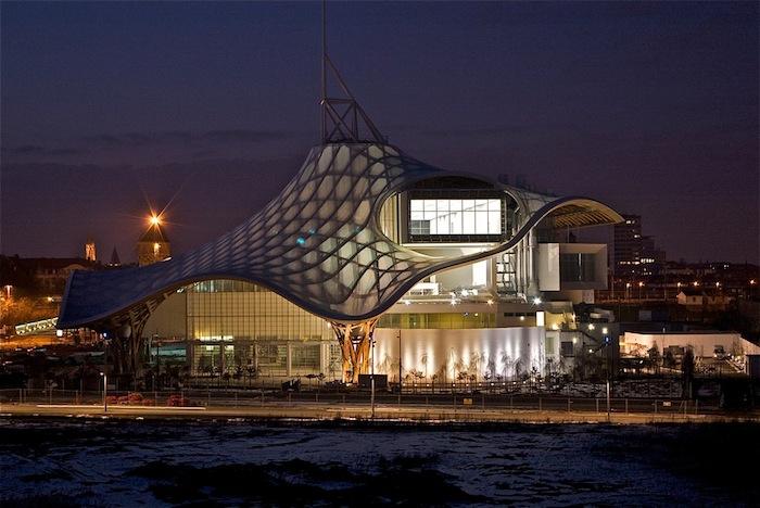 Sucursal Centro Pompidou Metz