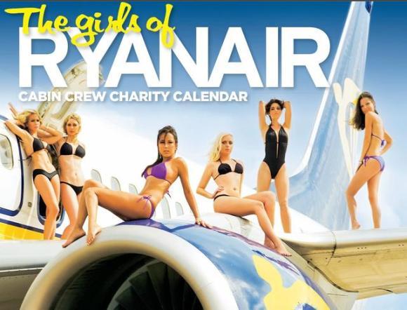 Vuelve excéntrica publicidad Ryanair