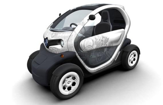 Más vehículos eléctricos Renault Nissan