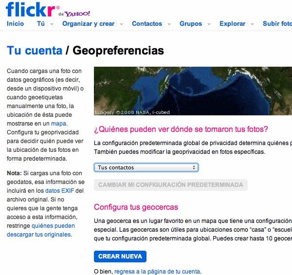 Geopreferencias