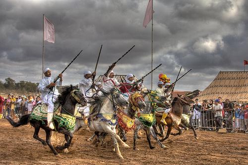 Qué es fantasía marroquí