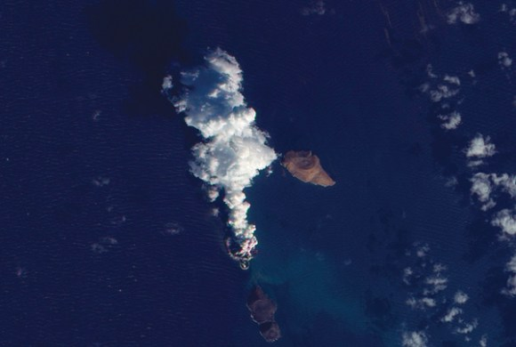 Isla mar rojo