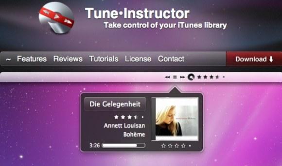 Tune Instructor