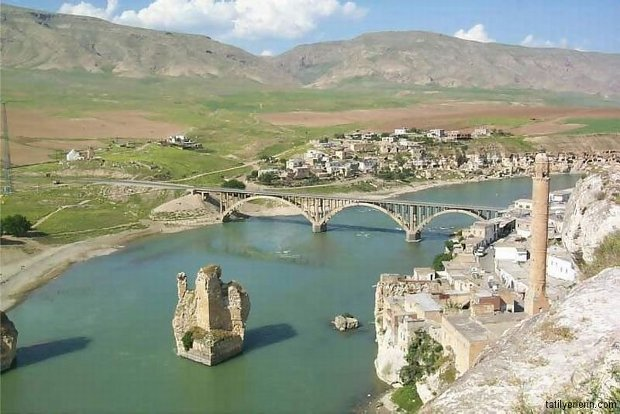 Medio millar monumentos turcos amenazados presa Ilisu