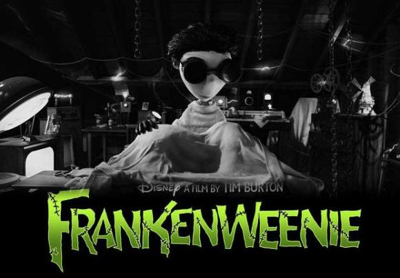 Frankenweenie la exposición sólo hasta sábado