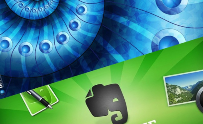 Evernote vs devonthink