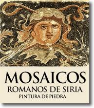 Mosaicos romanos de Siria en Barcelona