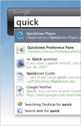 Google Desktop para Mac