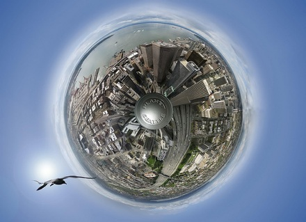 El Wallpaper de la semana: Seattle Planet