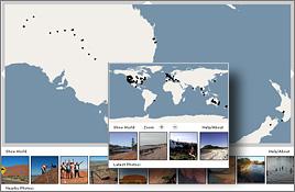 Trippermap, tus viajes en un mapa y en tu blog