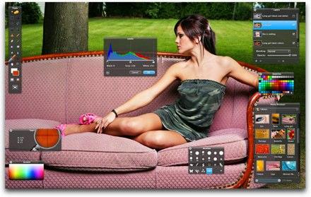 Pixelmator para Mac disponible
