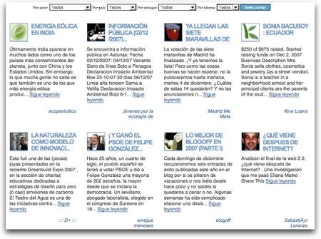 40 blogs a seguir en 2009
