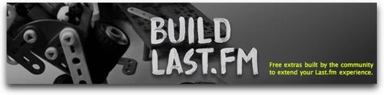 Build Last.fm, aplicaciones de terceros