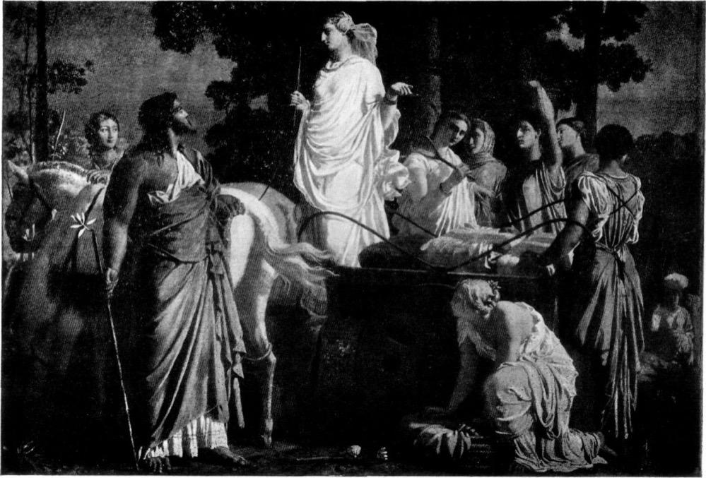 La fecha del retorno de Odiseo a Ítaca