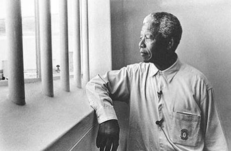 Hace 44 años Nelson Mandela entraba en prisión, condenado a cadena perpétua