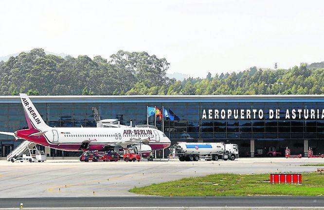 ¿Cómo se llama el Aeropuerto de Asturias?