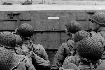 Composición de las divisiones en la Segunda Guerra Mundial